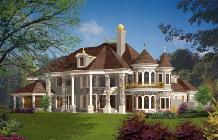 Palace Of Dreams Above 18 40 000 Sf